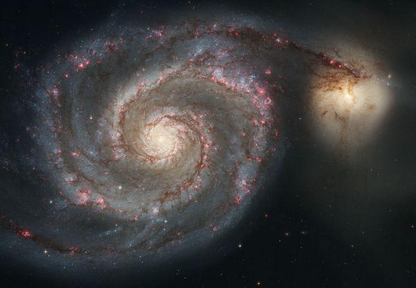 La Galaxia M51