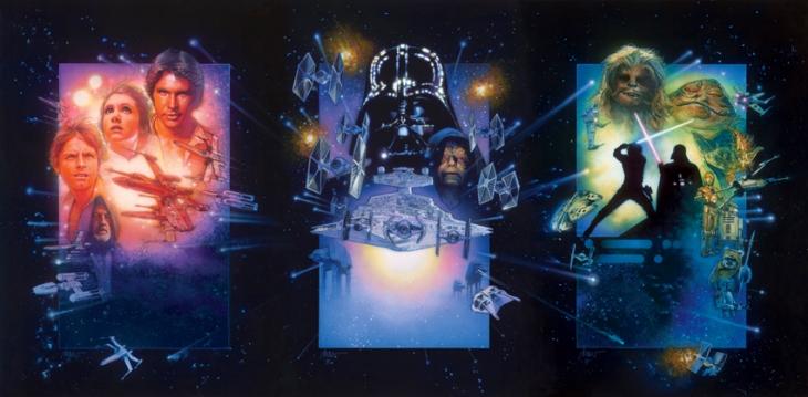 Trilogíaa de la Guerra de las Galaxias