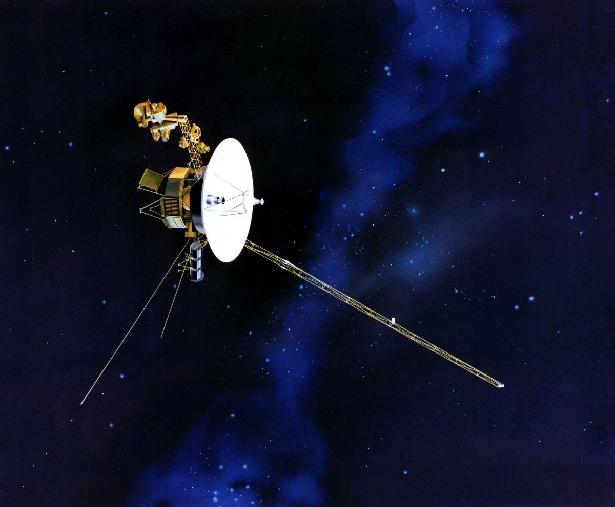 El Viaje de la Voyager, una infografía