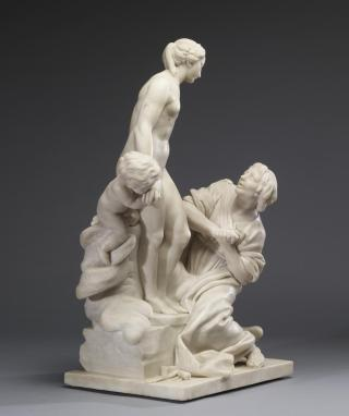 Pygmalion y Galatea (Etienne Maurice Falconet)