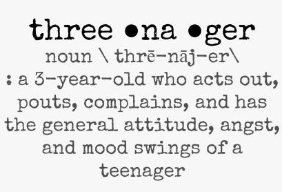 THREENAGER: