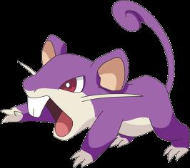 Rattata (Pokémon de tierra)