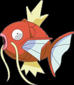 Magikarp (Pokémon de agua)
