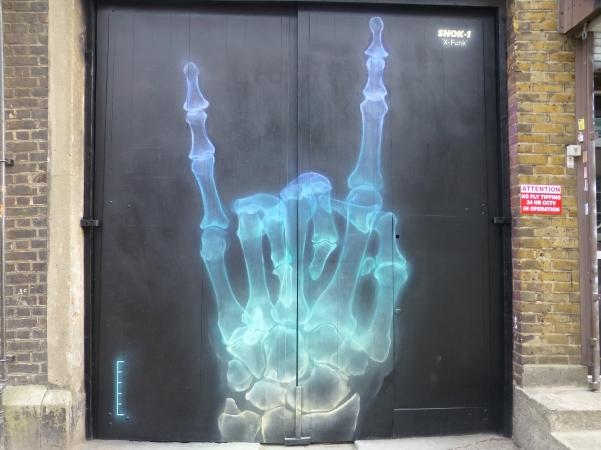 SHOK-1 (London)