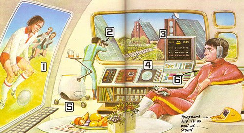 Distracciones del Futuro (1979)
