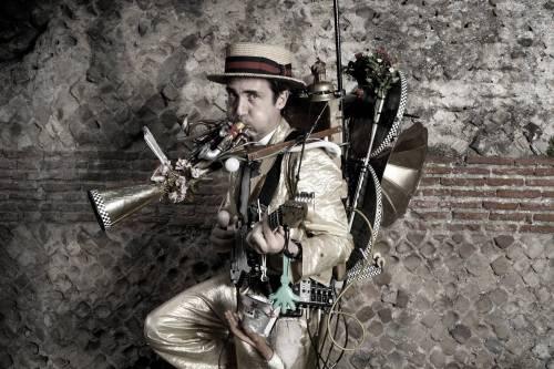 hombre-orquesta