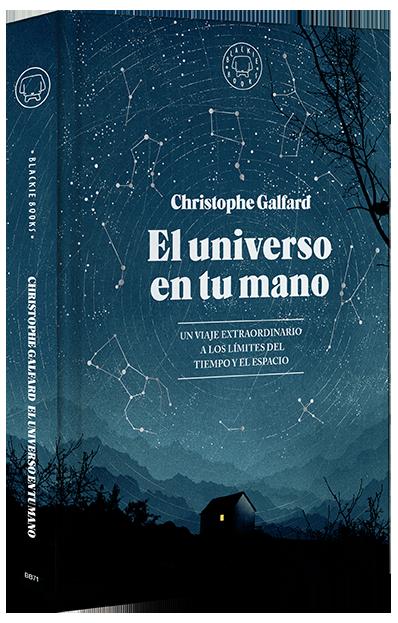 'El Universo en tu mano' de Cristophe Galfard