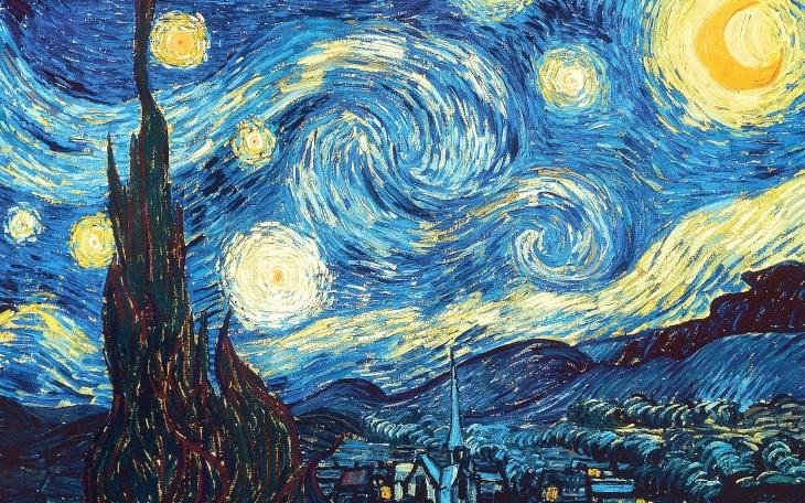 Noche Estrellada - Original