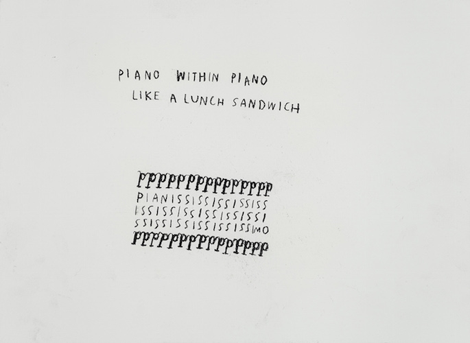 """Piano with Piano"""