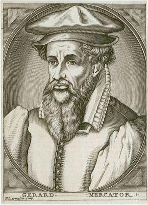 Gerardus Mercator (Siglo XVI)