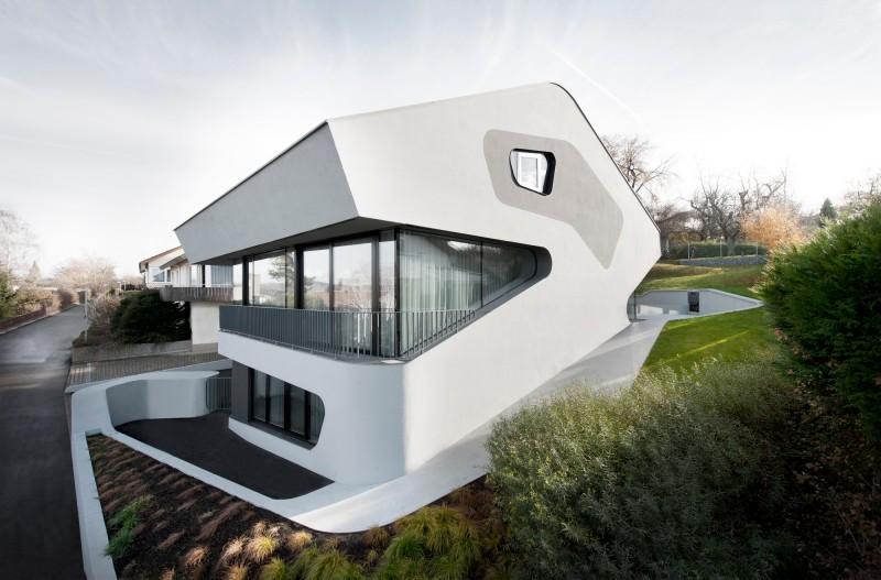 Edificio de Juergen Mayer H