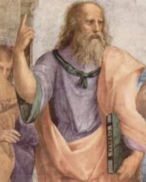 Platón de Rafael