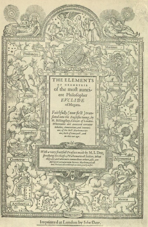 'Los Elementos' de Euclides