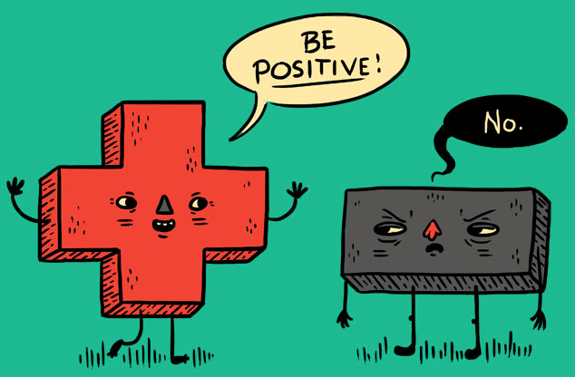 be-positive-no