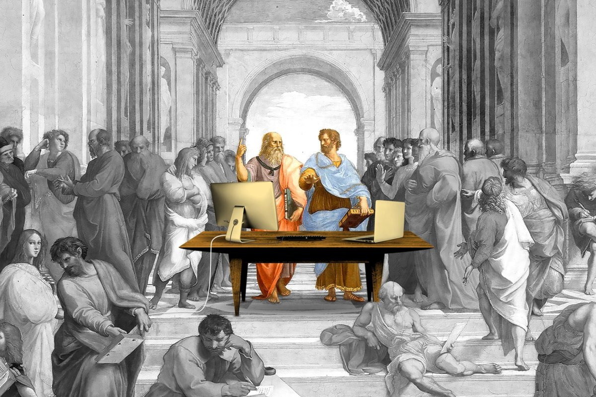 Cómo Aristóteles Creó El Ordenador