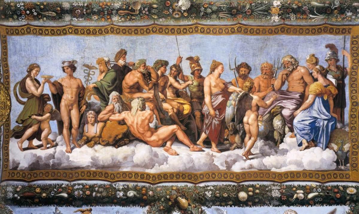 Los Líos De Los Dioses Egipcios, Griegos y Noruegos, un Geek Feeling