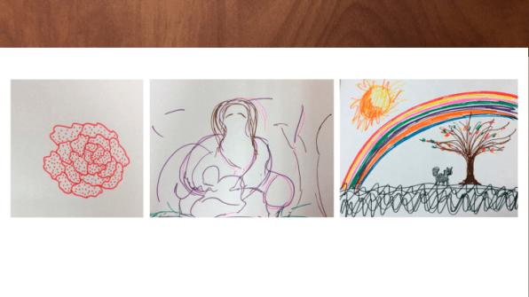 Garabatear, Pintar y Dibujar Tiene Beneficios Reales Para El Cerebro ...