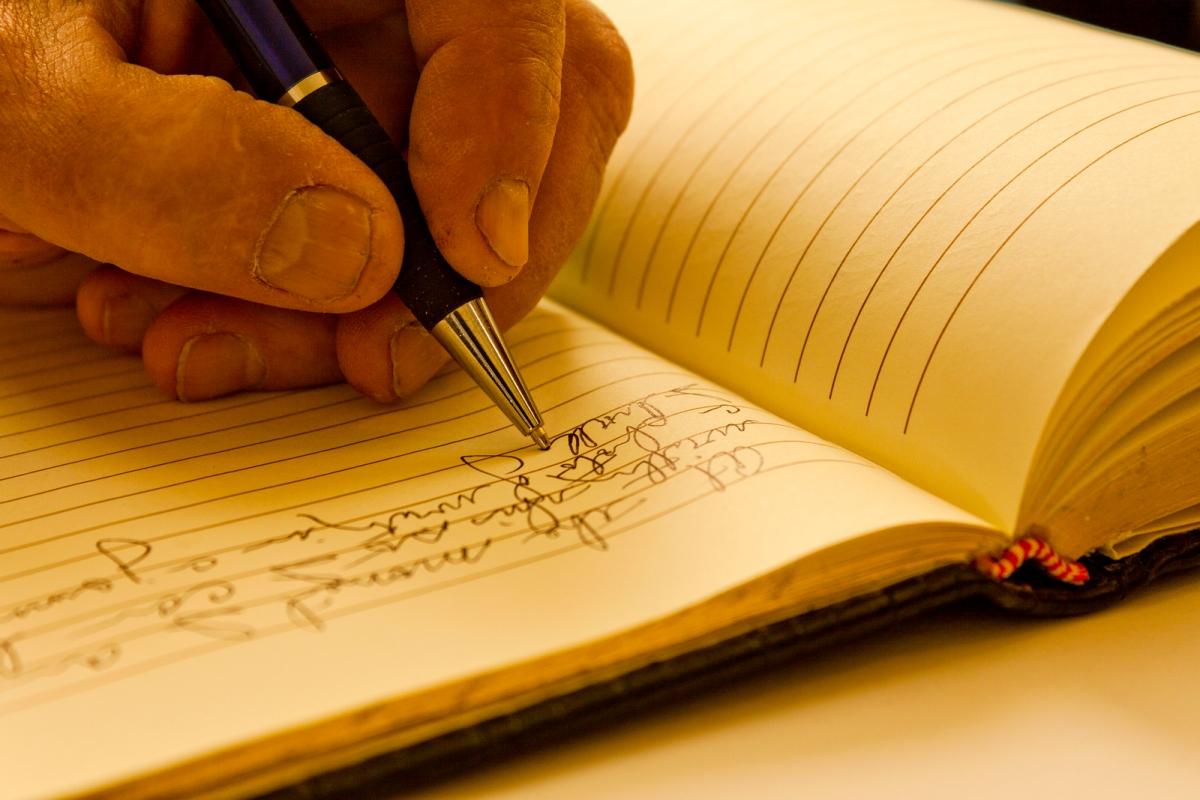 Hacer Un Diario: El Hábito Que Te Cambiará La Vida