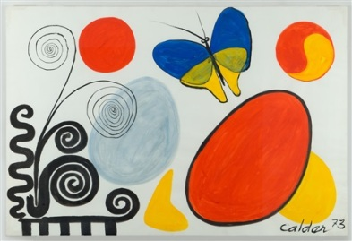 alexander-calder-blue-and-yellow-butterfly