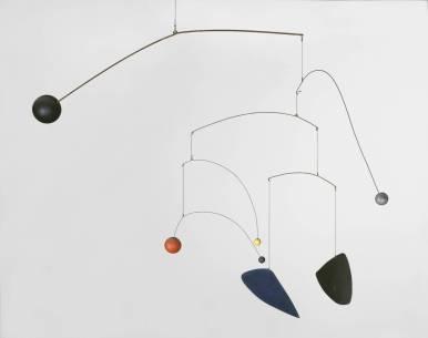 Mobile circa 1932 by Alexander Calder 1898-1976