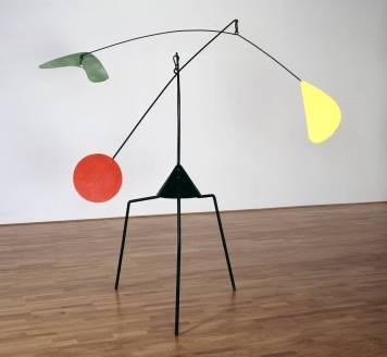 Standing Mobile 1937 by Alexander Calder 1898-1976
