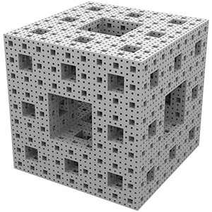 Esponja de Menger