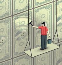 Una nueva forma de lavar el dinero viejo