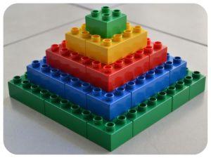 Una Pirámide de Base Cuadrada