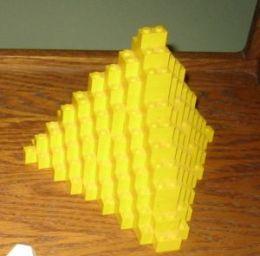 Un tetraedro