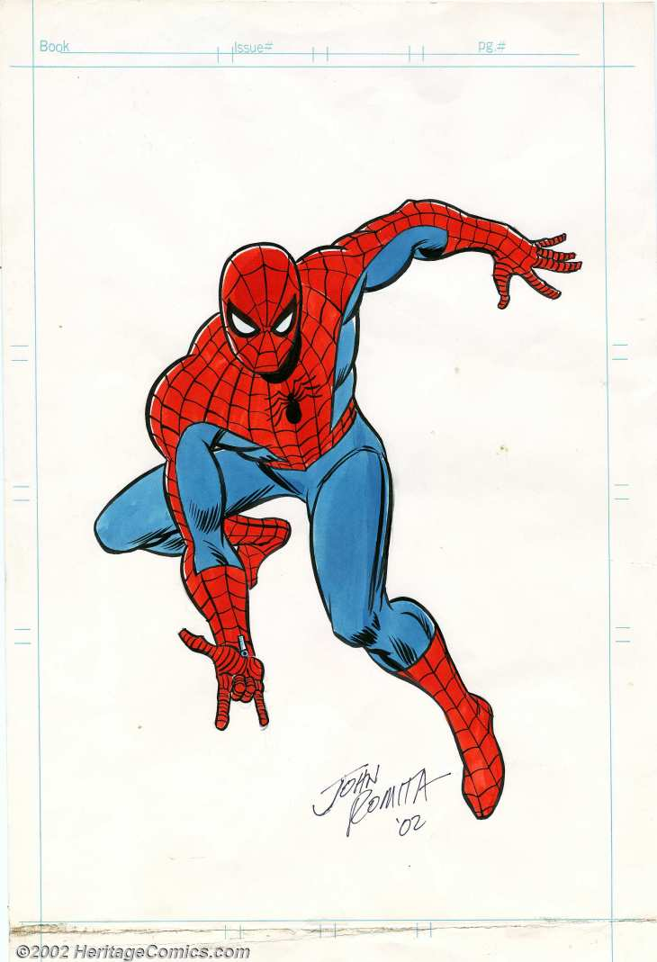 Spiderman Vintage